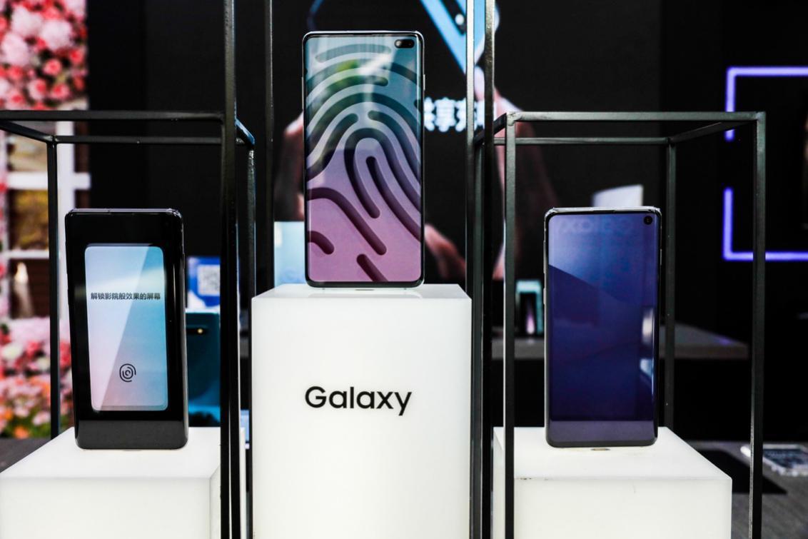 一站式体验尖端科技 三星Galaxy S10系列昆明首秀